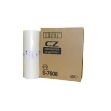 Мастер-пленка RISO CZ A4 TYPE 10 235 кадров (о) S-7608