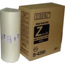 Мастер-пленка RISO RZ A4 295 кадров (о) S-4250