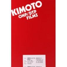 Пленка KIMOTO Kimolec WM PF-90S А4 100л