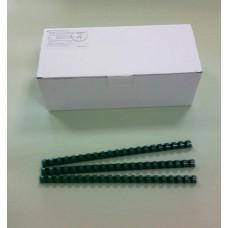 Пружины Plastic 14 мм зеленые 100шт