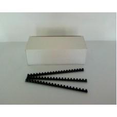 Пружины Plastic 14 мм черные 100шт