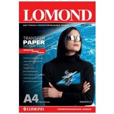 Термотрансфер А4 струйный для темных тканей Lomond (10л) 0808421