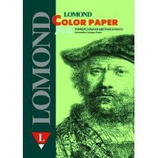 Бумага А4 160г/м2 Lagoon Светло-Зеленый Lomond (125л) 1004401