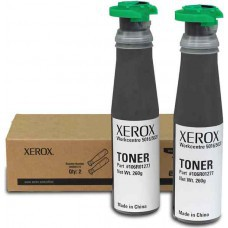 Тонер Xerox WC 5020B (12 600 коп. 2 тубы) (o) 106R01277