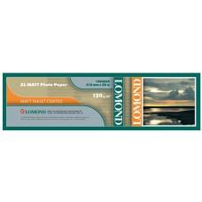 Бумага плоттерная 610мм 120г/м 50,8мм 30.5м САПР/ГИС матовая Lomond 1202025