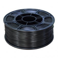 ABS пластик черный, 1кг