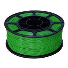 ABS пластик зеленый, 1кг