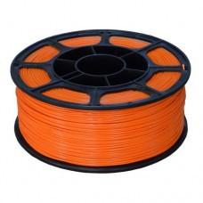 ABS пластик оранжевый, 1кг