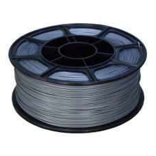 ABS пластик серебро 1кг для 3D принтера