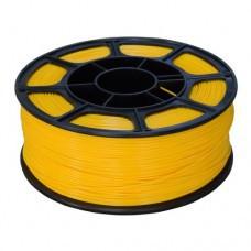 ABS пластик желтый, 1кг