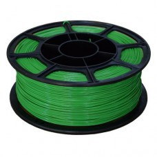 PLA пластик зеленый, 1кг