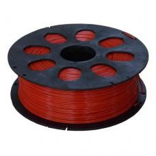 PLA пластик красный, 1кг