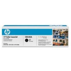 Картридж HP CLJ CP1215/1515 черный (o) CB540A