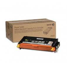 Картридж Xerox Phaser 6280 (o) желтый (5900 отп) 106R01402