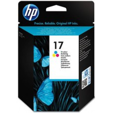 Картридж HP DJ 840/843 цветной (o) C6625AE