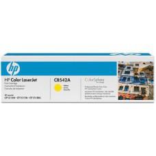 Картридж HP CLJ CP1215/1515 желтый (o) CB542A
