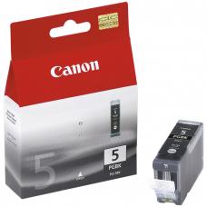 Картридж Canon IP4200/5200/MP500/MP800 (black) (o) PGI-5BK