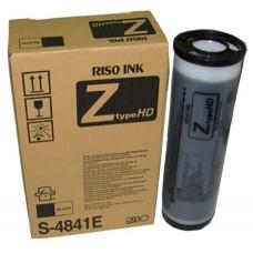 Краска RISO RZ9 HD Ink черная 1л (о)   S-4841E/S-7124E