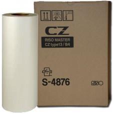 Мастер-пленка RISO CZ B4 TYPE13 (о) S-4876