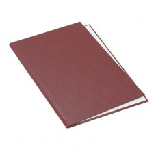 Твердые обложки O.HARD COVER Classic А4 304x212 мм с покрытием ткань бордо 20 штук-10 пар