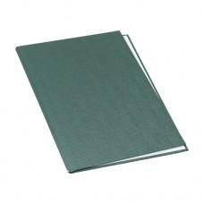 Твердые обложки O.HARD COVER Classic А4 304x212 мм с покрытием ткань зеленые 20 штук-10 пар