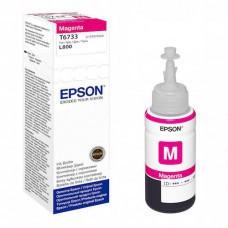 Контейнер с пурпурными чернилами Epson Magenta ink for L800
