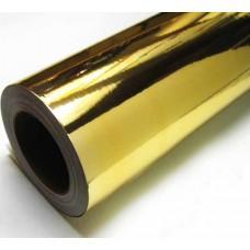 Фольга золото глянец тиснение 9см*120м