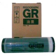 Краска RISO GR черная 1л (о)   S-539А
