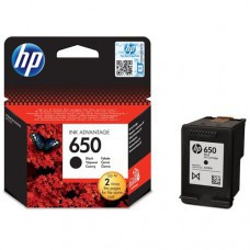 Картридж HP 650 DJ Ink Advantage 2515, 3515 черный CZ101AE