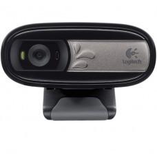 Вебкамера Logitech Webcam C170, USB 2.0, 640*480, 5Mpix foto, Mic, Black