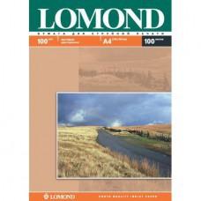 Бумага А4 100г/м2 матовая/матовая Lomond (100л) 0102002