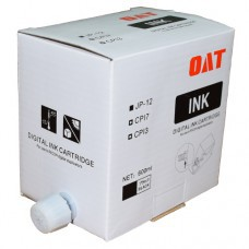 Краска RICOH JP12 черная 0,6л (OAT)
