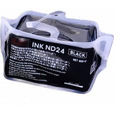 Краска DUPLO 430 ND-24 черная (OAT)