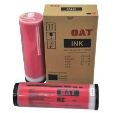Краска для RISO RZ/EZ/MZ красная (OAT)