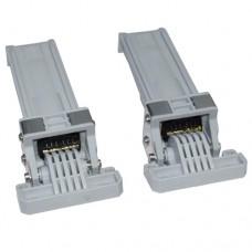Петли АДФ комплект из 2-х шт HP LJ525  Q7404-60029