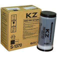 Краска RISO KZ черная 0,8 (о) S-1370