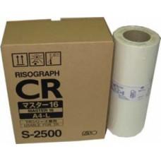 Мастер-пленка RISO TR/CR A4 227мм x93м (о) S-2500