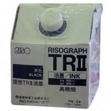 Краска RISO TR черная 0,8л (о) S-952