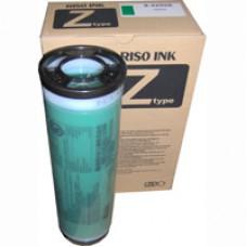 Краска RISO RZ зеленая 1л (о)   S-4259E/S-7197E