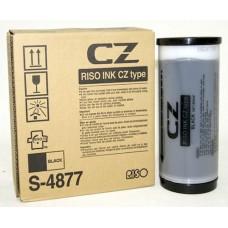 Краска RISO CZ черная (о)   S-4877