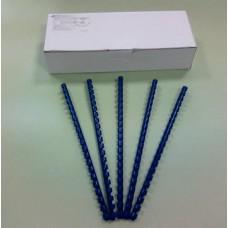 Пружины Plastic 10 мм синие 100шт