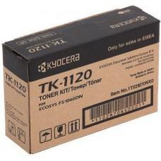 Тонер-картридж Kyocera FS1060DN/1025MFP/1125MFP TK-1120 3000стр (o)